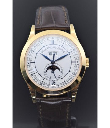 Patek Philippe Annual Calendar Moon phase Rose gold 5396R