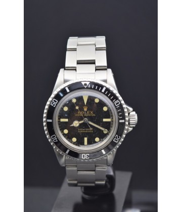 Rolex  Vintage Submariner  Ref: 5513, watch only.