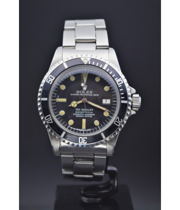 Rolex  Vintage Sea Dweller 1665 Rail dial (Re-lume)